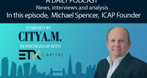 Michael Spencer discusses the Brexit trade deal talks only on City A.M.'s City View podcast