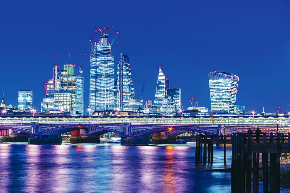 Londoners are bolstering the latest fintech generation