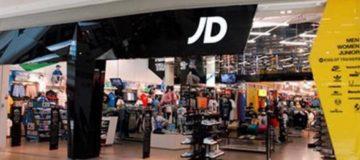 JD Sports shop