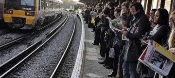 With regulated rail fares in England set to rise by 3.5 per cent in 2015, is it justifiable?