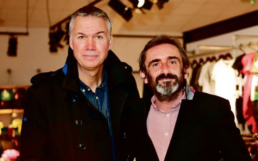 Euan Sutherland relaxes into SuperGroup's clothing after taking on chief exec role