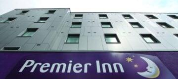Whitbread owns Premier Inn