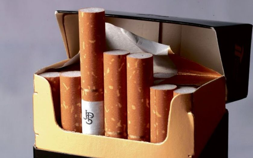 Imperial Tobacco share price rises as European trade improves