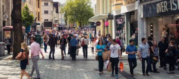 Death of the High Street? Why we're still backing UK retail