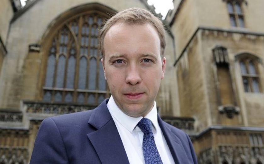 Matt Hancock drops out of Conservative leadership race