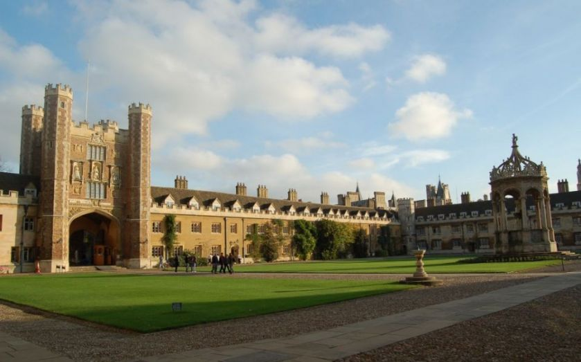 The world's best universities for law: Cambridge and Oxford