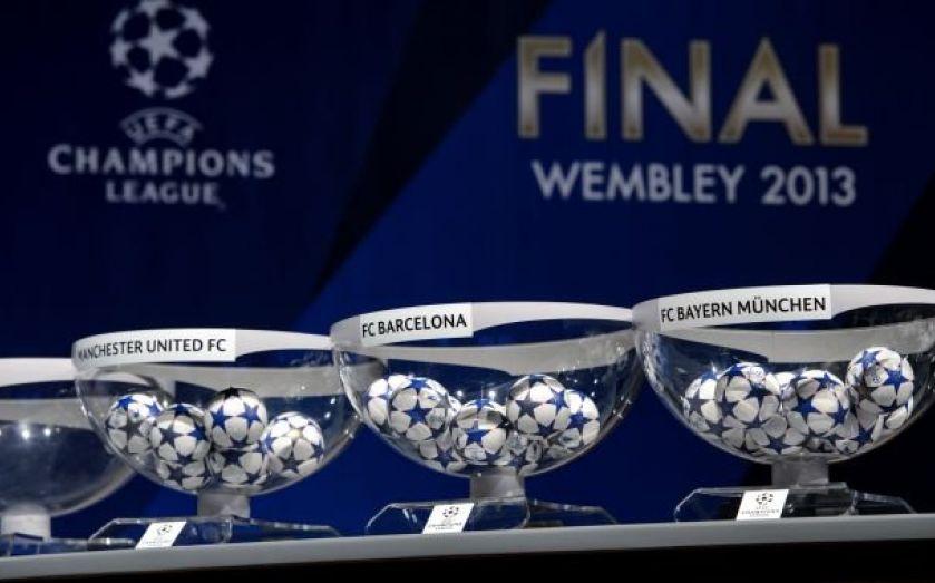 Champions League Draw Arsenal Meet Dortmund Once Again As