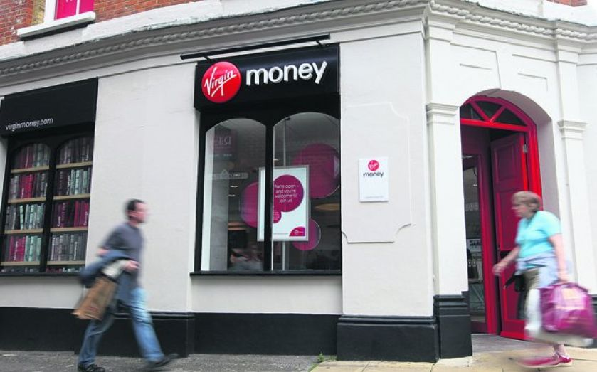 Virgin Money eyes dividend this year as profits more than double