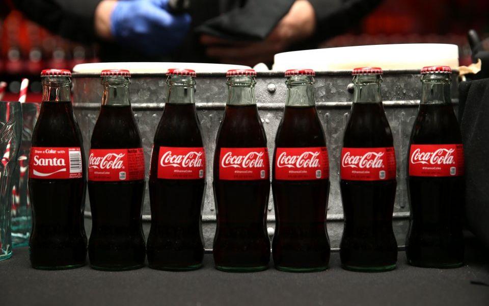 Coca-Cola bottler core profits fizz