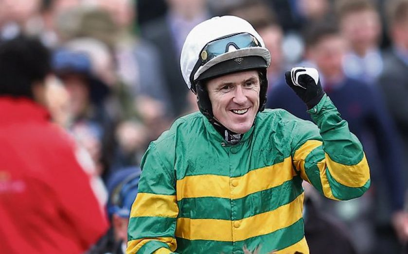 McCoy win ensures success at his final Cheltenham Festival