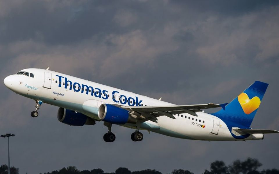 Ryanair admits interest in buying Thomas Cook's airport slots