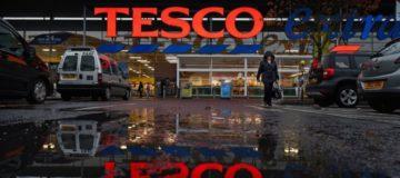 Tesco works on stockpiling arrangements in Brexit contingency plans