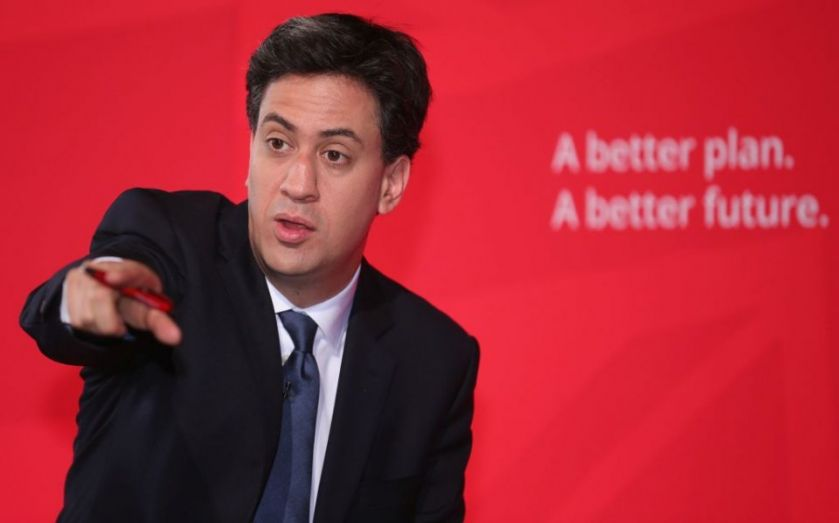 General Election 2015: Miliband unpaid internship ban