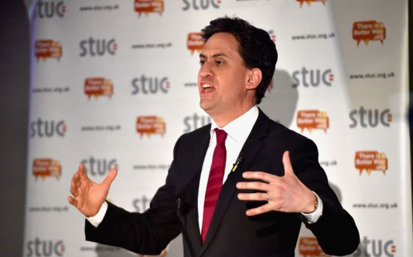 General Election 2015: Labour victory would threaten UK's credit rating argues Henderson chief exec