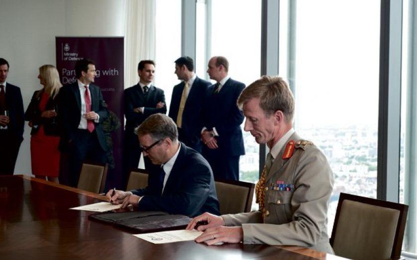 JPMorgan joins the ranks signing up to military code - CityAM : CityAM