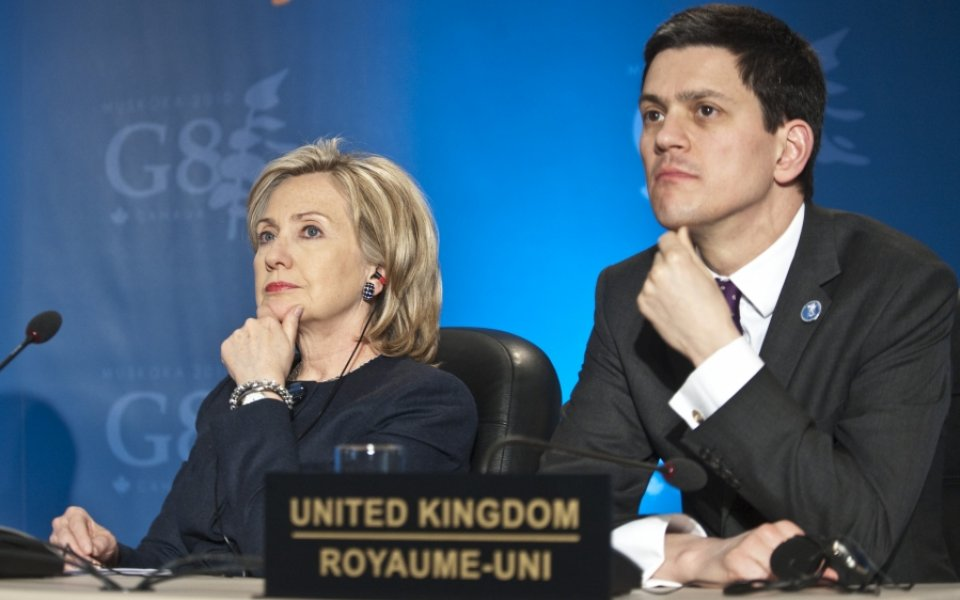 Hillary Clinton's email dump sheds light on David Miliband's heartfelt response to losing the Labour leader vote to his brother Ed