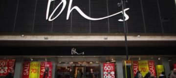 BHS to leave Oxford Street flagship store