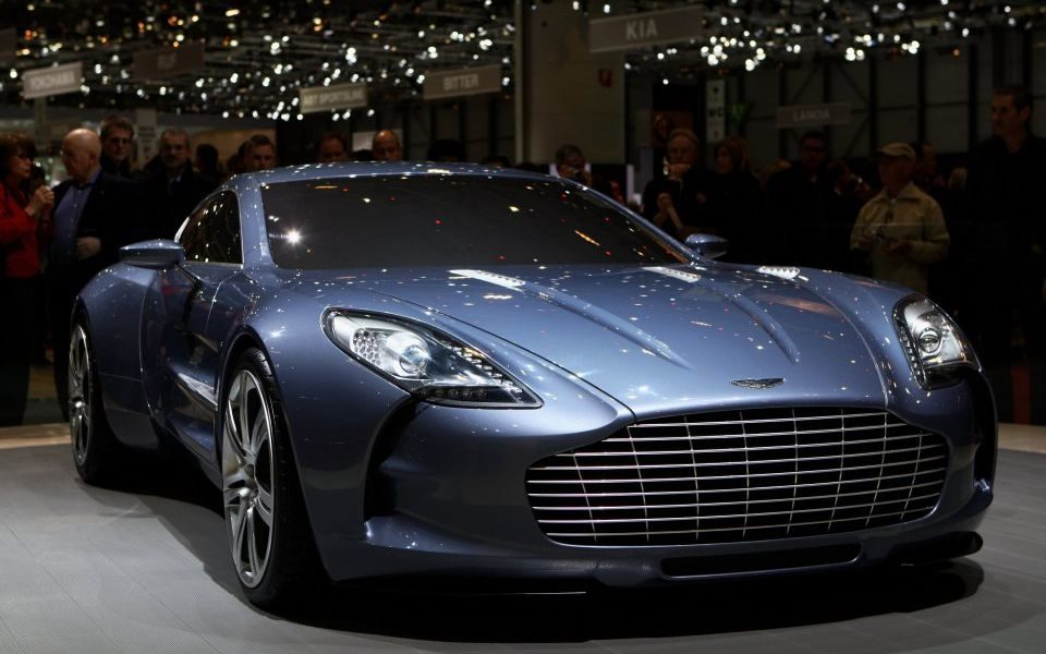 Aston Martin Confirms London Ipo Could Drive Valuation To Over 5bn Cityam Cityam