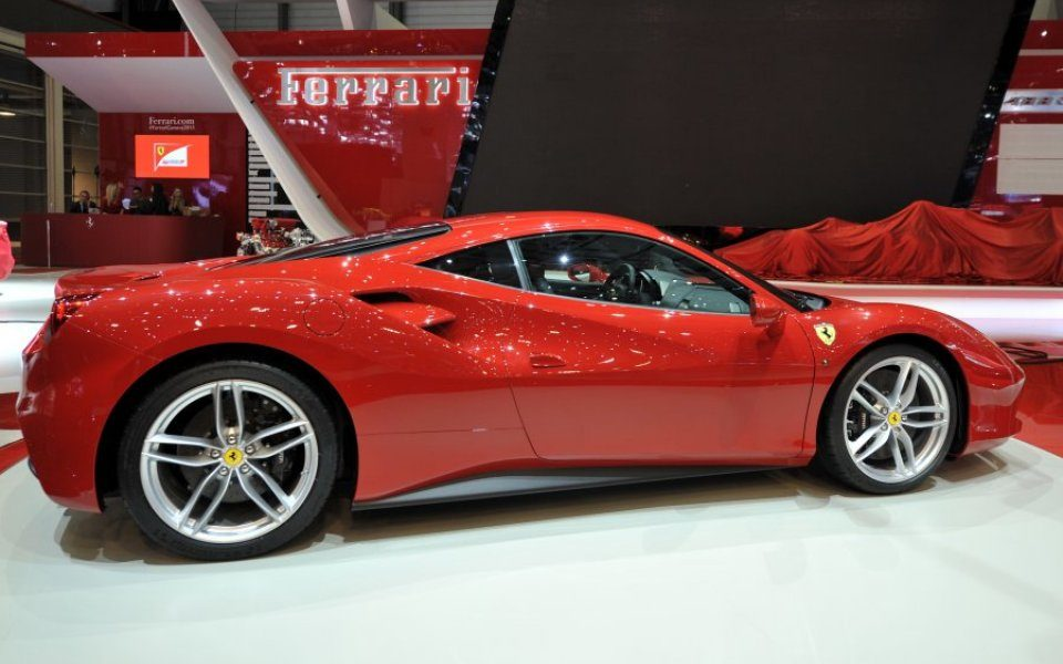 Race To The Bottom For Ferrari Share Price China Sales Put On The Breaks After Tianjin Port Explosion Cityam Cityam