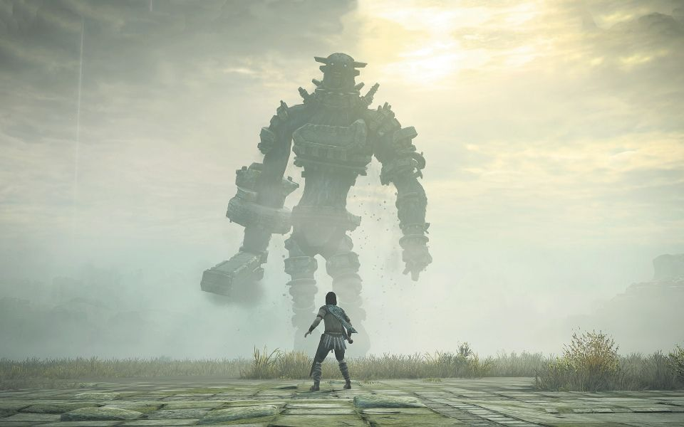 Shadow of the Colossus review: An expert restoration of a breathtaking classic