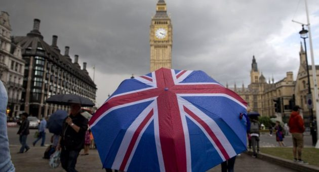 British umbrella