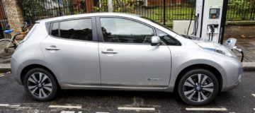 Electric cars to charge ahead