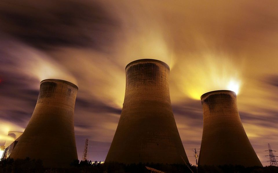 The company profits at risk from rising carbon prices