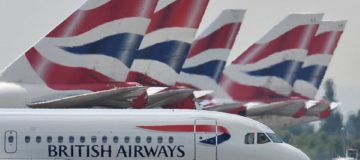 British Airways owner signs up for 200 Boeing jets, including the 737-Max model that is currently grounded worldwide