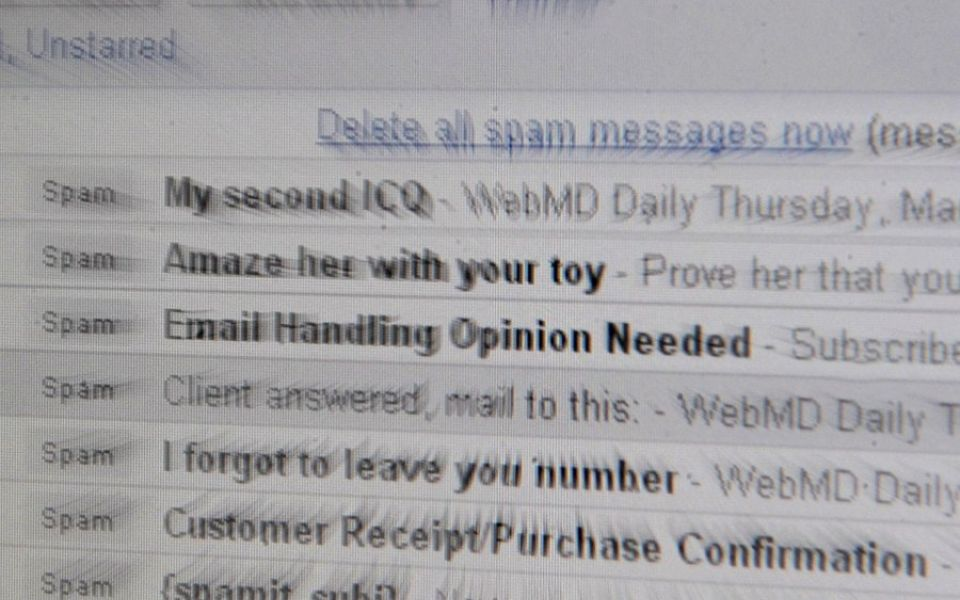 Startup entrepreneurs, watch out for these classic spam emails from rubbish sales people