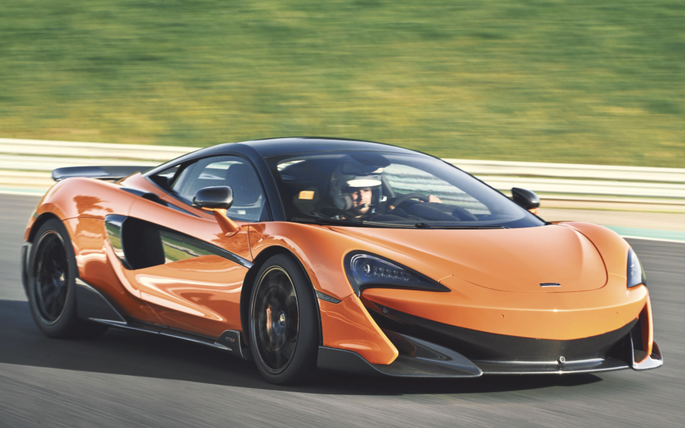 The McLaren 600LT is one of the most exciting supercars on sale. Tim Pitt drives it on road and track