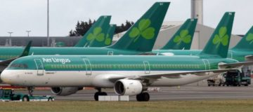 Ireland's Aer Lingus appoints IAG Cargo head as new CEO