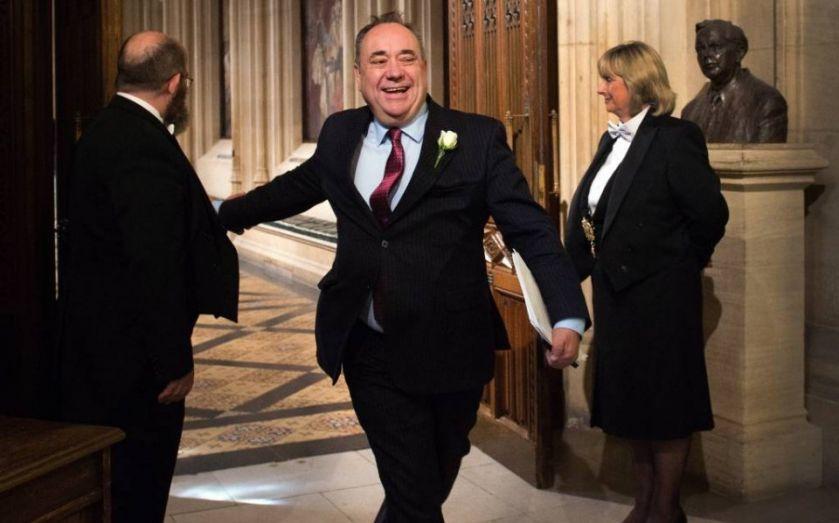Bills, bills, bills: EU referendum and Scotland bills go before parliament
