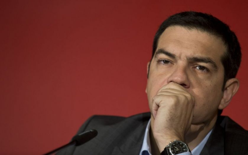 Greek debt crisis: Tsipras tries to calm fears over Syriza defeat