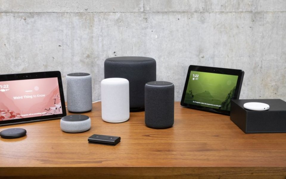 Sign of the times: Smart speakers in and crockery out of UK inflation goods basket