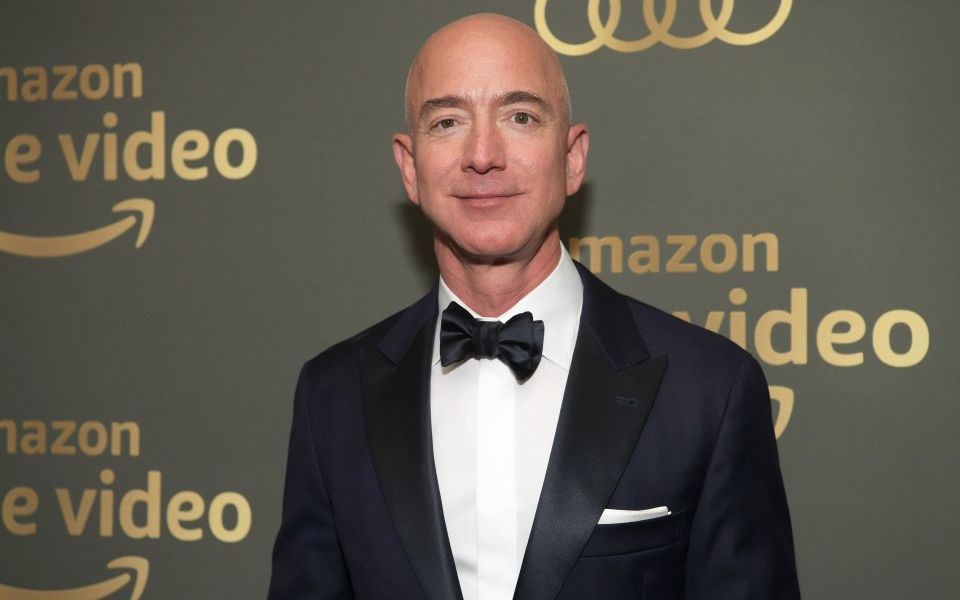 Amazon boss Jeff Bezos tops list of Silicon Valley's best performing tech CEOs