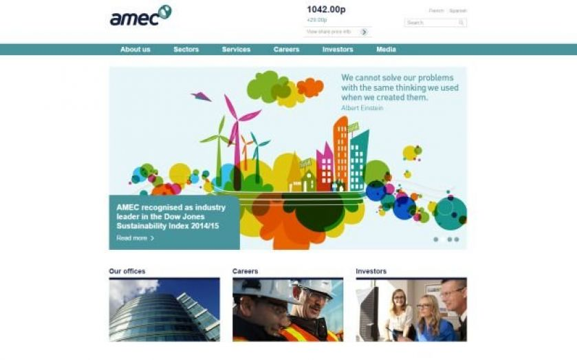 Amec to complete £2bn Foster Wheeler deal by next Tuesday
