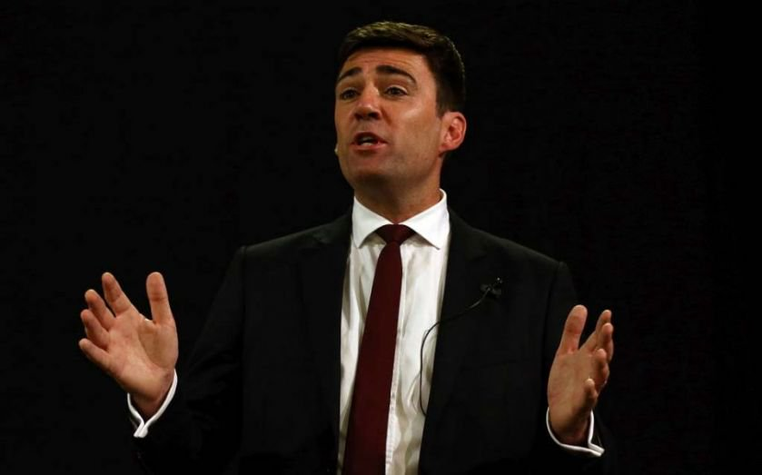 Labour should have done more to cut the deficit, Burnham says