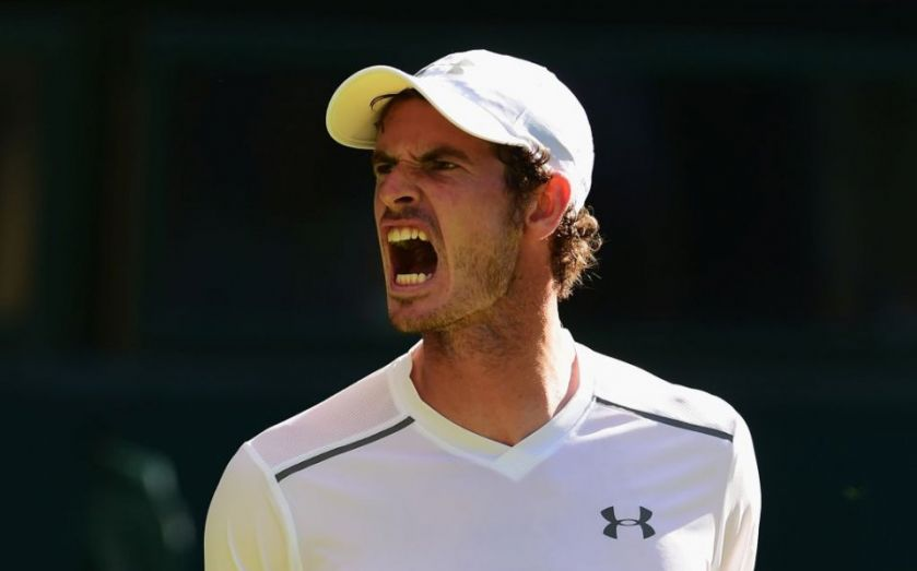 Andy Murray invests in three British tech startups through Seedrs equity crowdfunding platform - Tossed, Trillenium and Fuel Ventures Fund