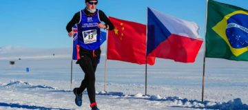 """It was eat, sleep, work, run, repeat"": Susannah Gill on how she broke the World Marathon Challenge world record"