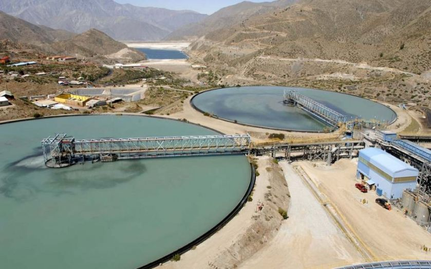 Antofagasta pushes production up after challenging first quarter