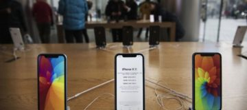 Apple sales come to the fore as big tech firms brace for crunch results