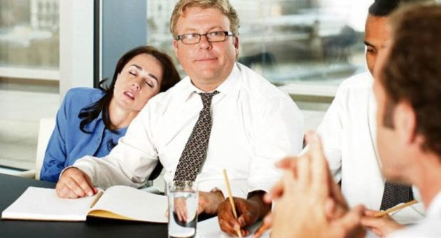 Earth to all leaders: You're doing meetings totally wrong