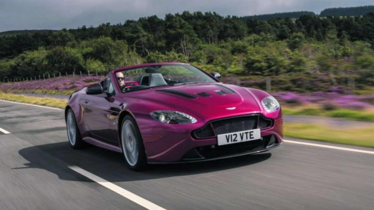 Car Review The Aston Martin V12 Vantage S Roadster Is A New Breed Cityam Cityam