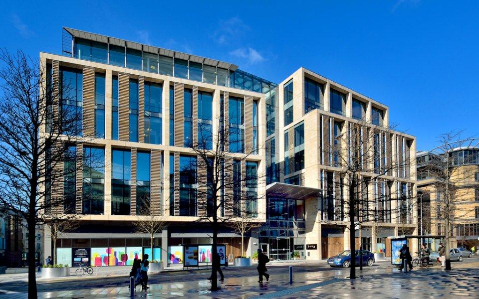 Office property Edinburgh.