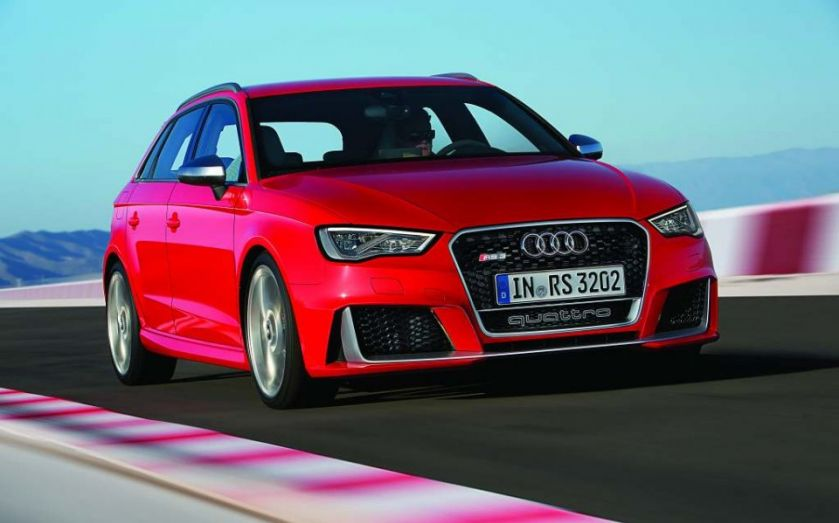 Car Review Don T Judge The Audi Rs3 Sportback By Its Flashy Logo