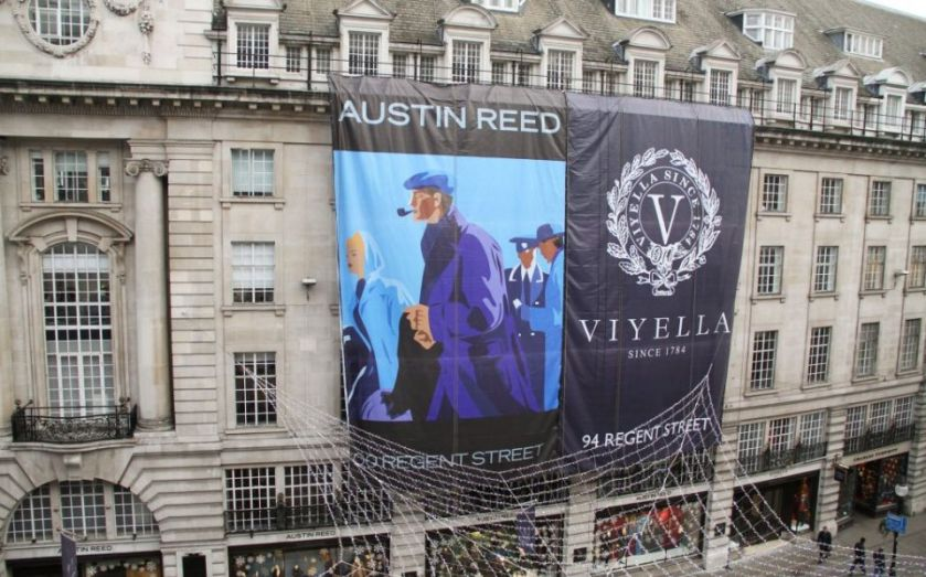 Losses Widen At Shirt Maker Austin Reed Cityam Cityam