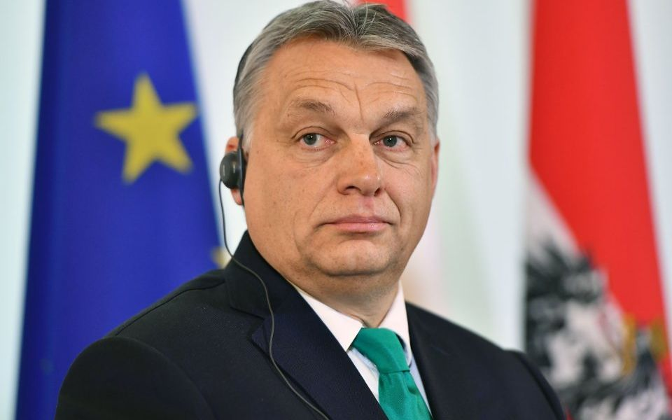 Hungarian PM's party kicked out of European centre-right political group amid worries over anti-immigration rhetoric