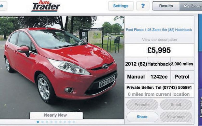 Private equity firm Hellman in Auto Trader bid