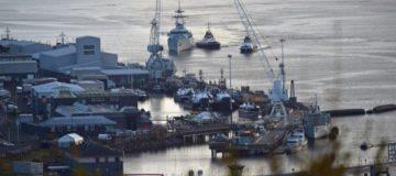 Profit jumps as Babcock buoyed by marine division