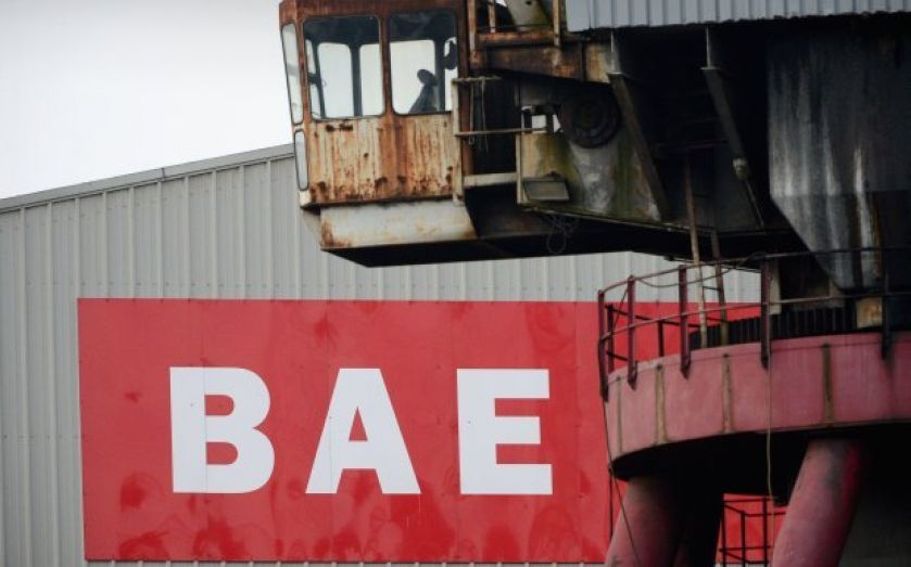 BAE Systems share price falls after further job cuts